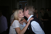 Jemima French and Franc Roddam, Franc Roddam and Frost French host a party to celebrate the publication of ' Margarita's Olive Press' by Rodney Shileds. 1 Greek St. Soho Sq. London. 15 September 2005.  ONE TIME USE ONLY - DO NOT ARCHIVE  © Copyright Photograph by Dafydd Jones 66 Stockwell Park Rd. London SW9 0DA Tel 020 7733 0108 www.dafjones.com