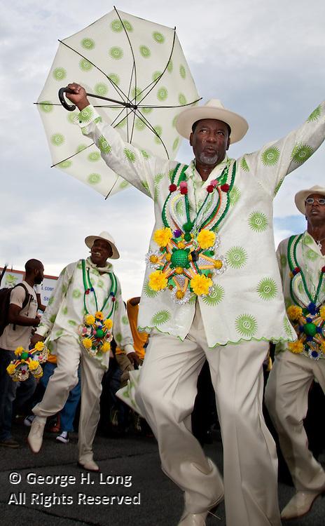 Black Men of Labor 16th annual Labor Day parade 2009
