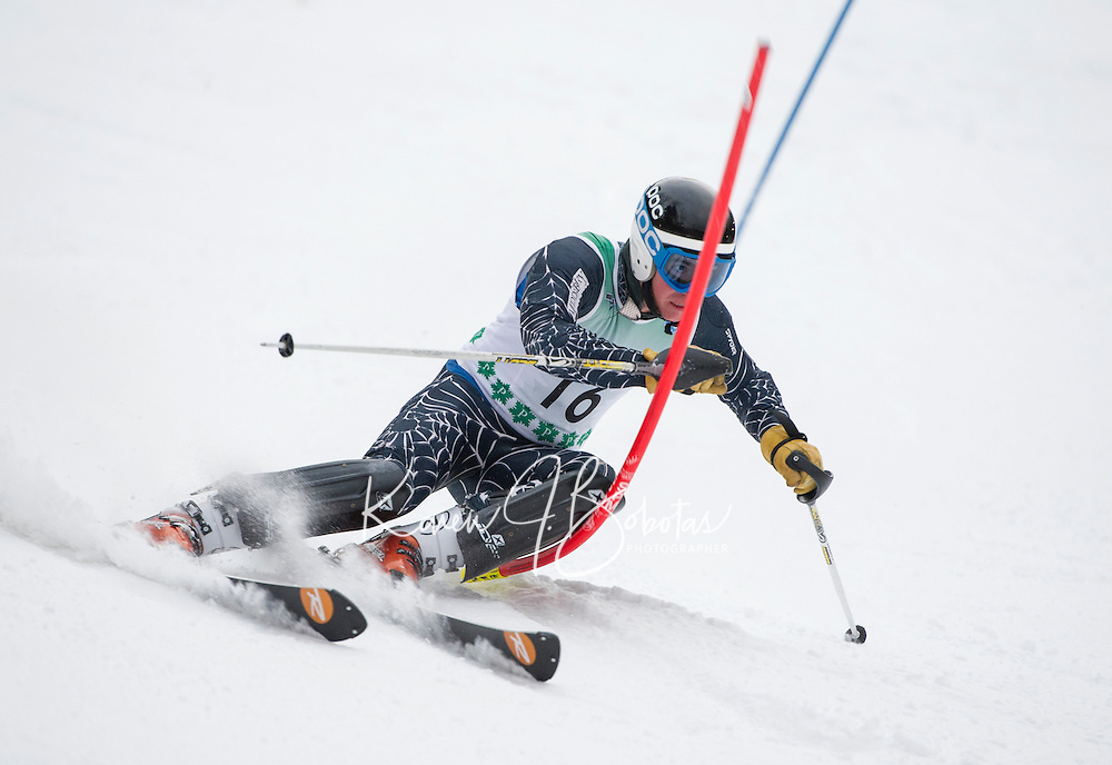 FIS Slalom at Proctor / Blackwater Ski Area in Andover, NH  December 31, 2012.