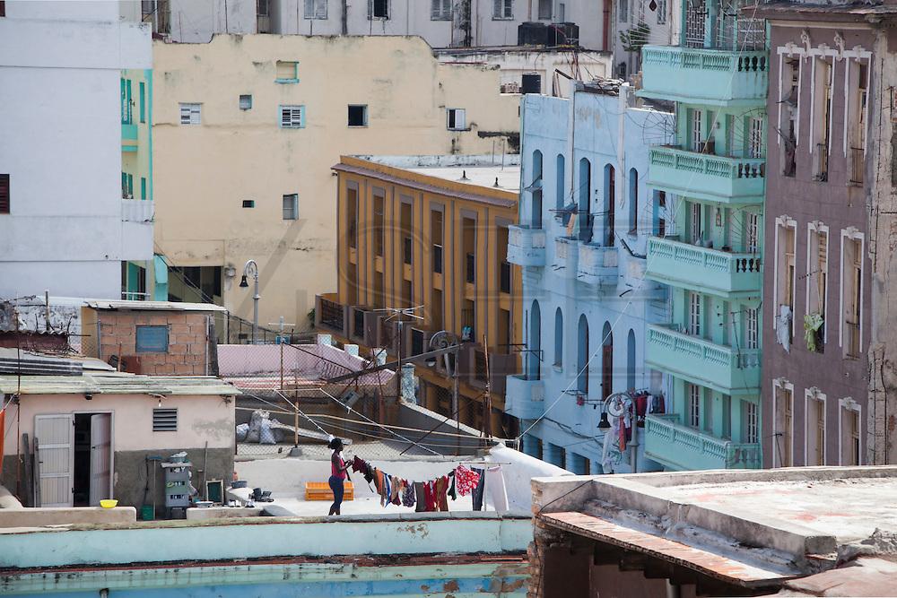 Living in Havana, Cuba