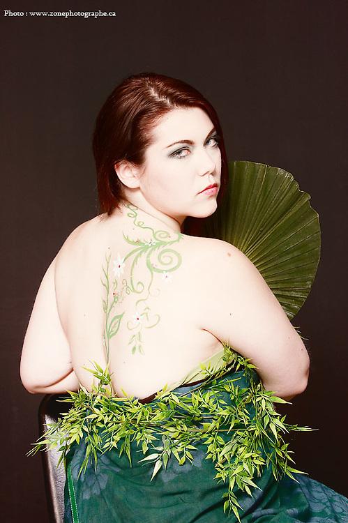 Maquillage / stylisme : Tammy-Lou Pate<br /> Studio4fun