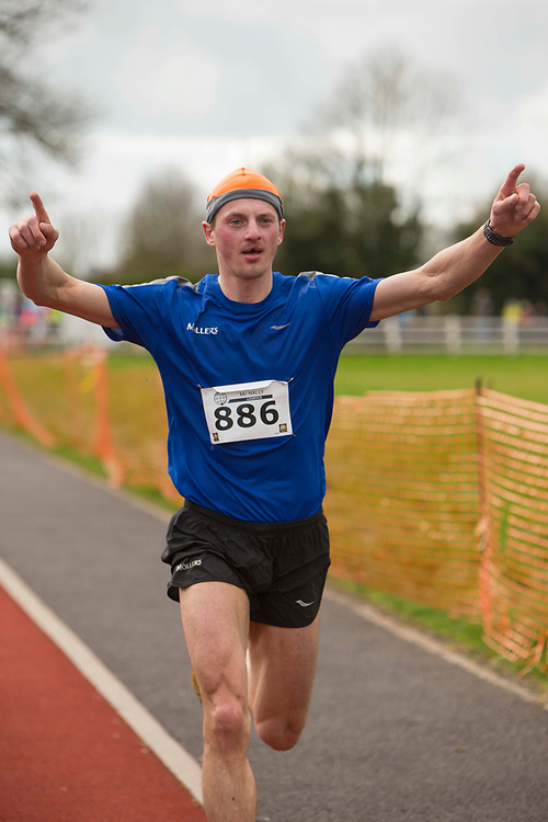 12/03/2017, Bohermeen AC 10k road Race & Half Marathon<br /> Valdas DOPOLSKAS (Balbriggan and District AC) wins the Bohermeen AC half marathon in a time of 1:08:32<br /> David Mullen / www.cyberimages.net<br /> ISO: 320; Shutter: 1/1250; Aperture: 4; <br /> File Size: 2.4MB<br /> Actuations: