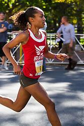 Tufts Health Plan 10K for Women, Janel Blancett, Atlanta Track Club