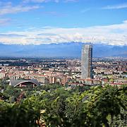 Torre Regione Piemonte, futura sede della Regione Piemonte nel quartiere Lingotto. Torino 19 giugno 2016