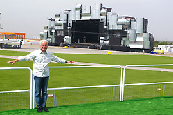 27.06.2012, Arganda del Rey, Mardid, ESP, Rock In Rio Madrid 2012, Pressekonferenz, im Bild President of Rock in Rio Roberto Medina // during a press conference of Festival Ciudad del Rock 2012 'Rock In Rio Madrid 2012' at Arganda del Rey, Mardid, Spain on 2012/06/27. EXPA Pictures © 2012, PhotoCredit: EXPA/ Alterphotos/ Marta Gonzalez..***** ATTENTION - OUT OF ESP and SUI *****