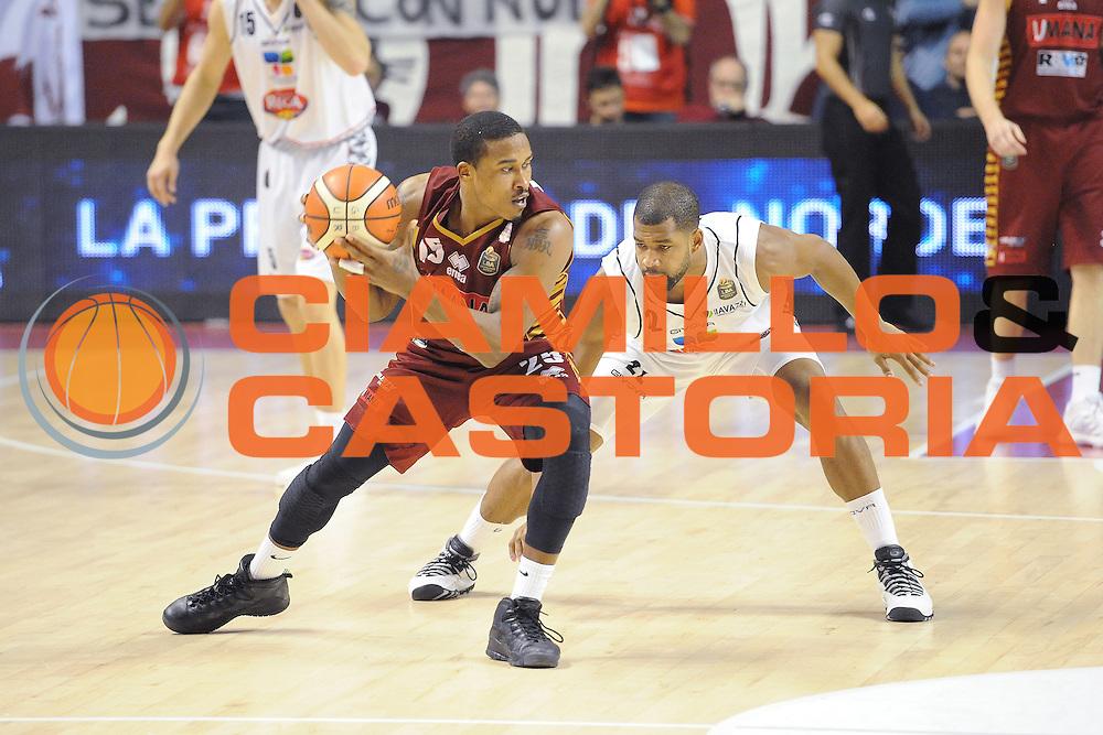 Tyrus McGee<br /> Umana Reyer Venezia - Pasta Reggio Caserta<br /> Lega Basket Serie A 2016/2017<br /> Venezia 27/11/2016<br /> Foto Ciamillo-Castoria
