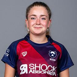 Emily Codd of Bristol Bears - Mandatory by-line: Robbie Stephenson/JMP - 03/09/2019 - RUGBY - Shaftsbury Park - Bristol, England - Bristol Bears Women Media Day