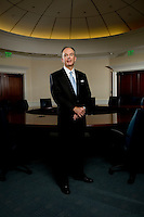 17 November 2008:  Frank V. McMahon, Vice Chairman The First American Corporation.  Recently promoted to Chief Executive Officer of First America's Financial Services and Information Solutions Business..Photos for Internal PR use with Photo Credit.