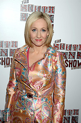 J K ROWLING at the South Bank Show Awards held at The Dorchester, Park Lane, London on 29th January 2008.<br />