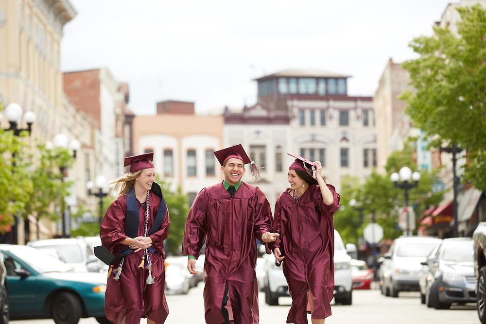 Activity; Graduation; Buildings; La Crosse Center; Location; Inside; People; Student Students; Spring; May; Time/Weather; day; Type of Photography; Candid; UWL UW-L UW-La Crosse University of Wisconsin-La Crosse diversity