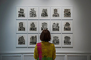 Kirsty Walk admires the work of Bernd and Hilla Becher - The Royal Academy of Arts' 248th Summer Exhibition is coordinated by the renowned British sculptor and Royal Academician Richard Wilson.