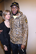l to r: Jill Newman and Mos Def at Mos Def Produced by Jill Newman Productions held at Yoshi's Oakland in Oakland, California on April 14, 2009...***Exclusive***