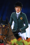 Charlotte Casiraghi Competes At Gucci Paris Masters 2014