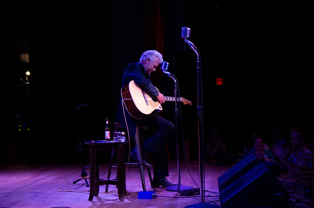 Dale Watson performs at City Winery in Nashville, TN