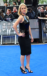 Alice Eve arrives for the Men in Black 3 - UK film premiere, London, Wednesday May 16, 2012. Chris Joseph/i-Images