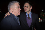 TIM BLANKS; Erdem Moralioglu, Liberatum Cultural Honour for Francis Ford Coppola<br /> with Bulgari Hotel & Residences, London. 17 November 2014