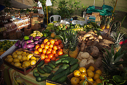 20th Annual Bordeaux Farmers Rastafari Agricultural & Cultural Vegan Food Fair.  Bordeaux Farmers Market.  St. Thomas, USVI.  14 January 2017.  © Aisha-Zakiya Boyd