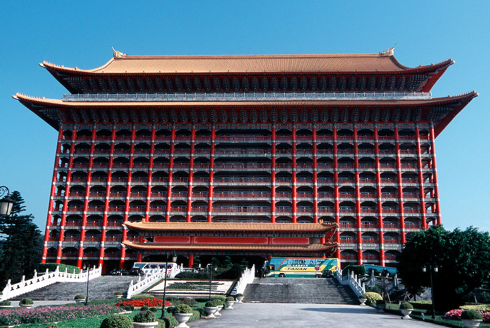 Grand Hotel, Taiwan Taipei