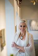 Mariam Diehl, owner, Diehl Gallery, Jackson, WY.