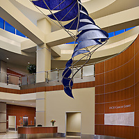 DCH Cancer Center Lobby 02 - Tuscaloosa, AL