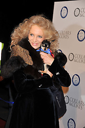 HRH PRINCESS MICHAEL OF KENT at the annual Collars & Coats Gala Ball in aid of Battersea Dogs & Cats Home held at Battersea Evolution, Battersea Park, London on 11th November 2011.