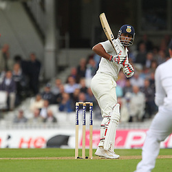 India's Stuart Binny leaves one during the first day of the Investec 5th Test match between England and India at the Kia Oval, London, 15th August 2014 © Phil Duncan | SportPix.org.uk