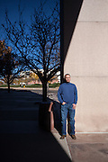 11/17/13 11:12:34 AM -- Albuquerque NM  -- Portait of Jay McCleskey at his office in Albuquerque NM.<br /> <br />  --    Photo by Steven St John