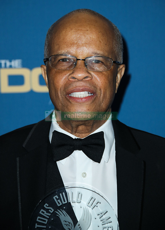 BEVERLY HILLS, LOS ANGELES, CA, USA - FEBRUARY 03: 70th Annual Directors Guild Of America Awards held at The Beverly Hilton Hotel on February 3, 2018 in Beverly Hills, Los Angeles, California, United States. 03 Feb 2018 Pictured: Dwight Williams. Photo credit: IPA/MEGA TheMegaAgency.com +1 888 505 6342