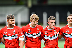 Wales Students v Ireland Students<br /> <br /> Photographer Craig Thomas/Replay Images<br /> <br /> Student Home Nations - Wales  v Ireland  - Tuesday17th July 2018 - Sardis Road - Pontypridd<br /> <br /> World Copyright © 2017 Replay Images. All rights reserved. info@replayimages.co.uk - www.replayimages.co.uk