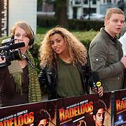 NLD/Utrecht/20080928 - Premiere Radeloos, TMF presentatrice Soumia Abalhaja