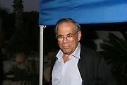 Stef Wertheimer is a 74-year-old entrepreneur who created a set of industrial parks in Israel, all with an integrated Israeli and Palestinian workforce, to promote export businesses, create jobs, and reduce gaps in living standards.