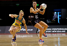 Christchurch-Netball, New Zealand v Australia