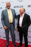 13 June 2011- Harlem, NY-  l to r: Richard Parson and Jimmy Buffett at the 2011 Annual Apollo Spring Gala honoring Stevie Wonder held at the Apollo Theater on June 13, 2011 in Harlem, New York City. Photo Credit: Terrence Jennings