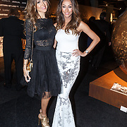 NLD/Amsterdam/20151210 - Vipnight LXRY Masters of Luxery 2015, Tamara Elbaz en Maria Tailor