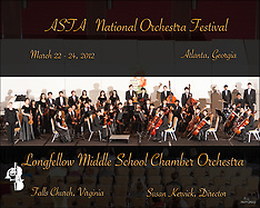 Longfellow Middle School Chamber Orchestra