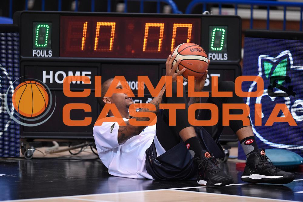 Gomes Joao<br /> Quarti diFinale Gara 2<br /> Legabasket A 2016,2017<br /> Trento 14,05,2017<br /> Foto Ciamillo-Castoria,GiulioCiamillo
