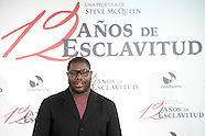 120913 'Twelve Years A Slave' Madrid Photocall Steve Mcqueen