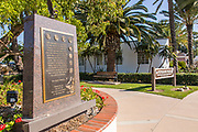 Veterans Park In Downtown San Juan Capistrano