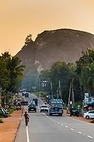 Dambulla, Central Province, Sri Lanka.