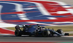 November 2, 2019, Austin, United States of America: Motorsports: FIA Formula One World Championship 2019, Grand Prix of United States, ..#44 Lewis Hamilton (GBR, Mercedes AMG Petronas Motorsport) (Credit Image: © Hoch Zwei via ZUMA Wire)