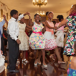 Dancing Classrooms VI STX Closing Event at Government House