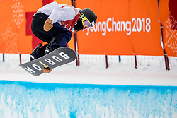 14-02-2018 KOR: Olympic Games day 5, PyeongChang<br /> Men Half Pipe final at Phoenix Park / Ayumu Hirano of Japan