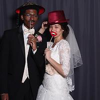 Kayla&Moses Photo Booth