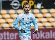 FODBOLD: Felipe Tontini (FC Helsingør) under kampen i ALKA Superligaen mellem FC Helsingør og SønderjyskE den 4. marts 2018 på Right to Dream Park i Farum. Foto: Claus Birch.