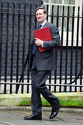 © Licensed to London News Pictures. 23/10/2012. Westminster, UK Attorney General Dominic Grieve. Ministers attend a Cabinet Meeting in 10 Downing Street today 23 October 2012. Photo credit : Stephen Simpson/LNP
