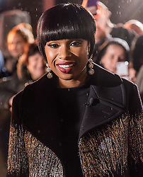 Jennifer Hudson at The Voice UK, red carpet, Manchester<br /> <br /> (c) John Baguley | Edinburgh Elite media