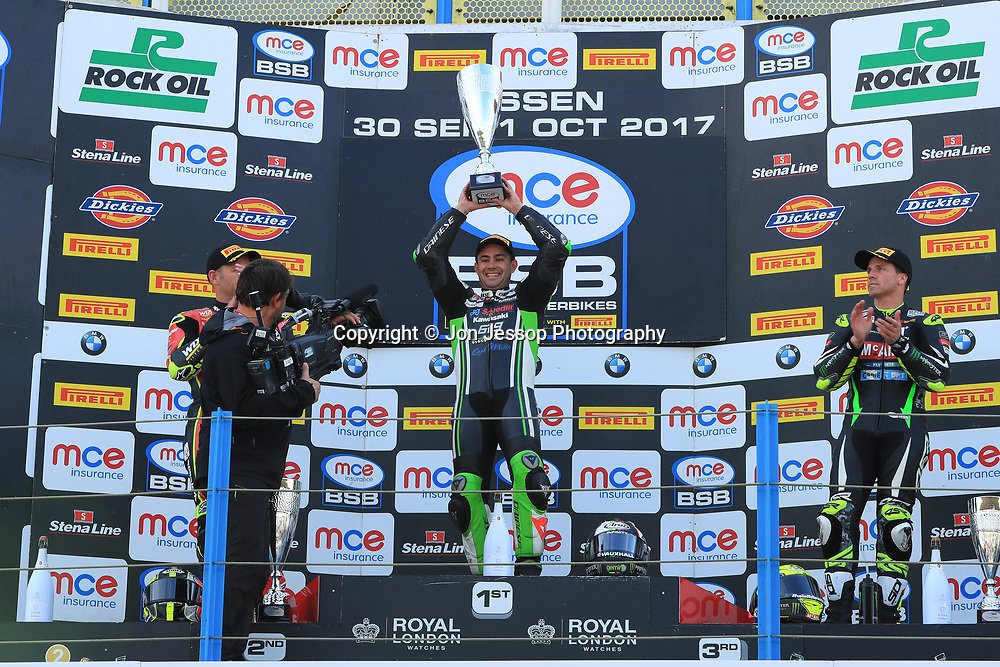 Superbike Podium Race One