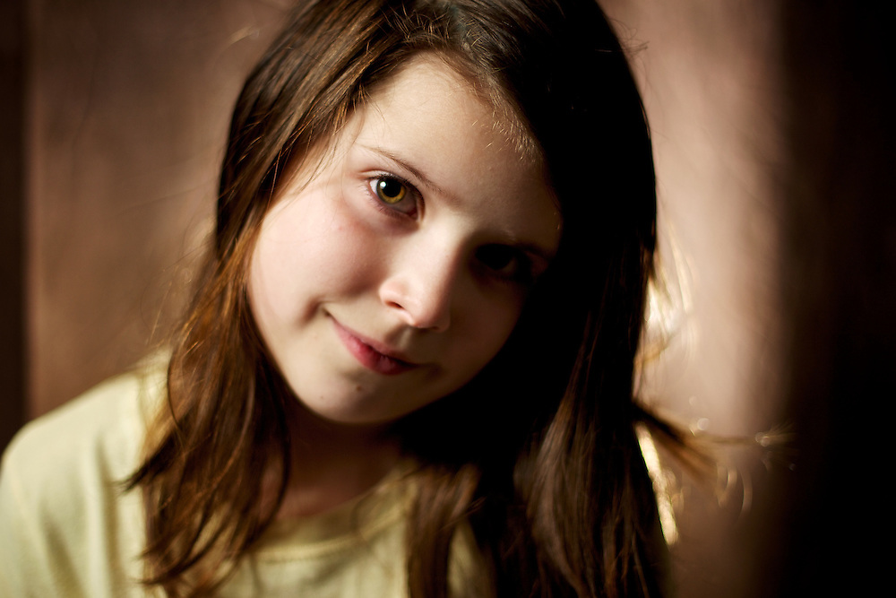 Rheana posing for a portrait session