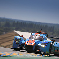 #34  Tockwith Motorsports, Ligier JSP217-Gibson, driven by: Nigel Moore, Philip Hanson, Karun Chandhock, 24 Heures Du Mans 85th Edition, 17/06/2017,