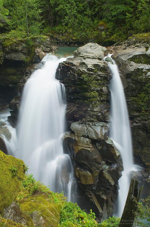 Nooksack Falls, North Cascades Washington